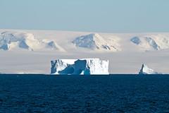 Icebergs (jpmckenna - What Next????) Tags: ice antarctica iceberg hopebay zodiaccruising