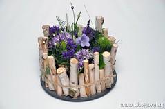 #Variatie met #Paars... (floralworkshops) Tags: campanula berk schaal