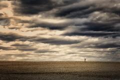Personal Prairie (mckenziemedia) Tags: light boy sky man field clouds canon landscape eos cornfield open mark iii l 5d prairie 70200mm