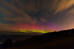 Otago Peninsula Aurora (five15design) Tags: ocean autumn sea newzealand sky storm fall water pacific harbour pacificocean southisland dunedin aotearoa mainland thefall latesummer otagoharbour nikonnz