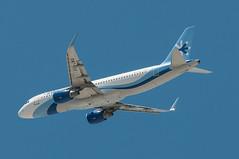 Interjet A320 over LAX (SBGrad) Tags: losangeles airport nikon aircraft airbus lax nikkor a320 2016 alr klax interjet a320214 80200mmf28dafs d300s camera:make=nikoncorporation sharklet exif:make=nikoncorporation exif:lens=8002000mmf28 camera:model=nikond300s exif:model=nikond300s exif:focallength=200mm exif:aperture=ƒ71 exif:isospeed=200 xajma