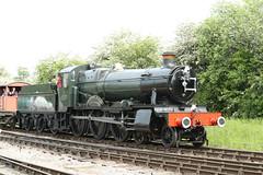 7812 Erlestoke Manor (Roger Wasley) Tags: train steam locomotive gwr toddington greatwesternrailway 7812 uksteam gloucestershirewarwickshirerailway cotswoldfestivalofsteam erlestokemanor gwr7800class cotswoldsteamgala