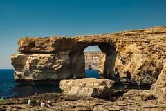 Azure window (jdelrivero) Tags: mt malta countries geology arco geologia paises sanlawrenz
