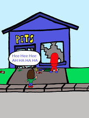 As We Walk - Supa Pewee Kids - Comic Book Pages Mason Valentine & B-Pop SPWK American Cartoon Kids Story Art Illustration Performance Remix Written Conect Battle Ship Jeep Tank Tattoo Art Black Purple Red Green Rain Lake Yellow Orange Spectrum Brown Color (tedlawrey1) Tags: world chile auto camera new york nyc pink school boy red sculpture usa pet moon chicago blur bus classic feet pee girl hat silhouette japan metal kids writing paper fun japanese evening photo waterfall costume rocks paint pretty gun comic dino lego boots cosplay text border chibi cartoon bad tshirt australia indoor super gloves fantasy stuff convention document superhero animation lil cape wee skater boeing cosplayer skateboards fandom weapons deformed 6d manhua bpop