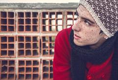 (Javier Vicente | fotgrafo) Tags: portrait canon freckles freckled canongear canon7d