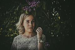 (juusomattila) Tags: flowers trees summer portrait