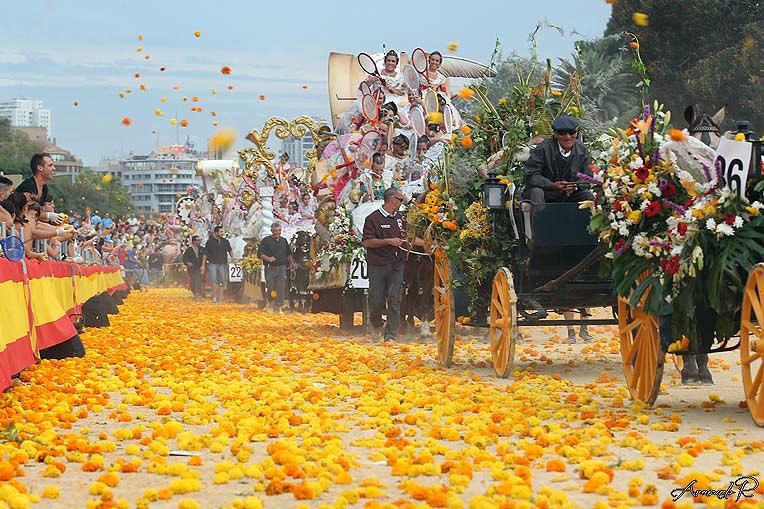 Batalla Flores