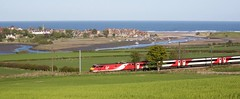 Virgin Alnmouth 1821 May 14 2016 (ianwyliephoto) Tags: rail northumberland alnmouth eastcoast virgintrains