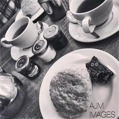 (alexmoreton1) Tags: birthday city food castle cake scotland edinburgh tea treat scones tearoom afternoontea minibreak