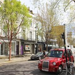 Notting Hill Walk (lookaroundandsee) Tags: london nottinghill potobello shopping