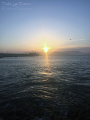 Pier39May27-06 (TrishaLyn) Tags: sanfrancisco california boats ships sunsets sausalito marinheadlands pier41 sanfranciscobayferry