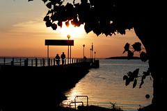 Trasimeno Lake (itsmimi111) Tags: trasimeno lago lagotrasimeno trasimenolake lake landscape umbria perugia italia italy travel travelling sunset sun sky