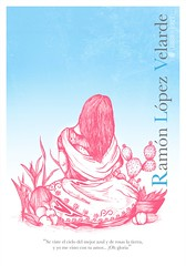 RAMON LOPEZ VELARDE (Abraham Romo) Tags: en del mexico internacional ps ramon lopez tinta bienal cartel velarde