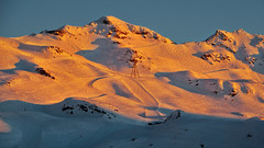 Alpenglow - Val Thorens - Savoie - France (Felina Photography, back in NL) Tags: trip schnee wallpaper mountain snow france alps tourism nature montagne poster landscape snowshoe photography frankreich fotografie photographer tour hiking sneeuw natuur natura hike adventure neve snowshoeing neige ausflug frankrijk alpen fotografia savoie gita excursions paysage turismo alpi francia valthorens montagna paesaggio hotspot excursion tourismus landschap fotografo  fotografa uitje felina  excursie rhnealps racchette  toerisme escursione  tocht escursioni turismus felinaphotography felinafoto