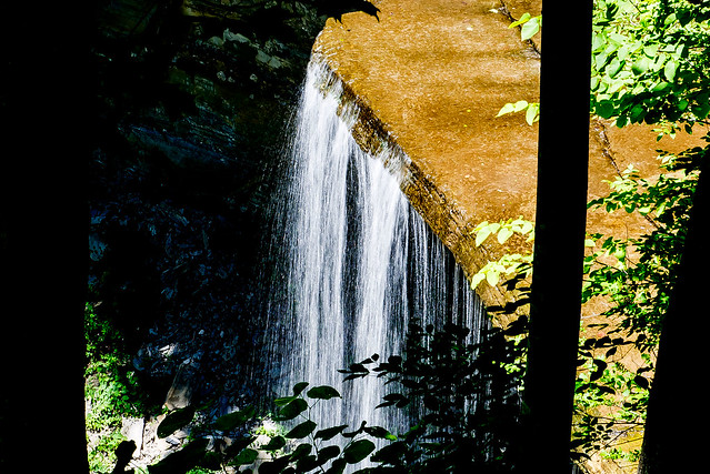 Clifty Falls State Park - Tunnel Falls - June 6, 2016