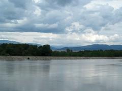 Olt river at Rmnicu Vlcea (lraul06) Tags: river olt