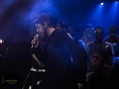 Le Prince in the Smoke (UnderGod Production) Tags: roi heenok hugo chavez prince henna belmont rap show shot nightlife anticipators ros musique concert