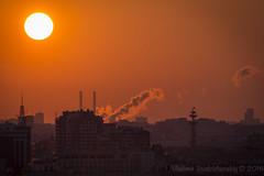 :-) (vladimir.vozdvizhenskiy) Tags: city morning summer sun sunlight sunrise moscow summertime