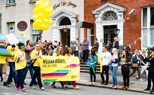 PRIDE PARADE AND FESTIVAL [DUBLIN 2016]-118153