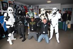 501st @ Wycombe Comic Con - Sunday (AdinaZed) Tags: 501st 501 ukg ukgarrison uk garrison wycombe comic con convention
