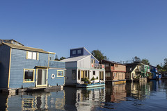 House Boats (StephsShoes) Tags: victoria britishcolumbia bc canada fishermanswharf houseboat