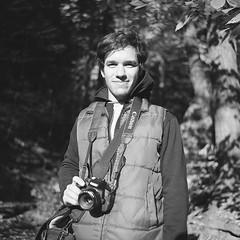 (Chase The Wind Photography) Tags: ny film kodak hiking upstate expired panatomicx filmisnotdead