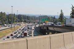 IMG_1026 Traffic Jam (Jon. D. Anderson) Tags: traffic i5 freeway commute trafficjam interstate5