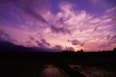 (tenugui) Tags: sunset yamanashi summersolstice      smcpda1224mmf40edalif