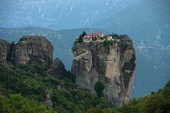 Meteora, Greece (OneEighteen) Tags: rocks awesome hills greece hilltop meteora monasteries