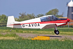 "G-AVOA Jodel DR.1050 D.A.Willies Sturgate Fly In 05-06-16 (PlanecrazyUK) Tags: sturgate egcv ""fly in"" 070615 gavoa jodeldr1050 dawillies fly in 050616"