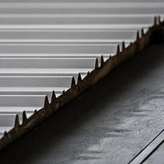 ∎_M_∎_M_∎_M_∎_M_∎_M_∎_M_∎_M (MyArtistSoul) Tags: ventura ca abandoned building juniperothompson corrugated siding metal steel galvanized wood stucco shadows pattern urban minimal abstract square 0362 shootingwhileawaitingabeerattopatopa