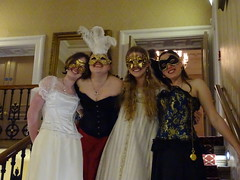Rochester Dickens Festival Ball 2016 (55) (Gauis Caecilius) Tags: uk england festival ball kent britain victorian rochester masked fte dickens maskerade 2016 festspiel