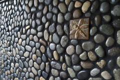 DSCF8519 (jiggumbob) Tags: stone tile bathroom diy pebbles homeimprovement naturalstone pebbletile