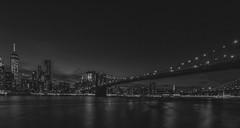 LGP9F6A3073-Edit (LindaGrantPhotography) Tags: nyc bridge blackandwhite newyork skyline brooklyn