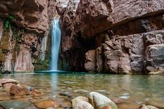 Cibecue Falls, AZ.     06/20/2016 (Donald Palansky Photography) Tags: cibecuefalls arizona waterfall hike water sonyslta99v manfrotto fortapache