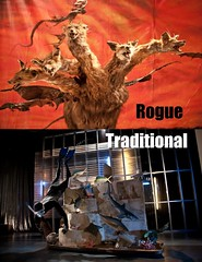 "Composed photograph here illustrates the differences between the ""Rogue"" taxidermy artwork and the""Traditional"" taxidermy artwork. The ""Rogue"" is by Immortalizer Dr. Takeshi Yamada and the ""Traditional: is by the Challenger Mike McCulloch. (searabbits23) Tags: ca ny newyork sexy celebrity art hat fashion animal brooklyn asian coneyisland japanese star tv google king artist dragon god vampire famous gothic goth uma ufo pop taxidermy vogue cnn tuxedo bikini tophat unitednations playboy entertainer oddities genius mermaid amc mardigras salvadordali performer unicorn billclinton billgates aol vangogh curiosities sideshow jeffkoons globalwarming mart magician takashimurakami pablopicasso steampunk losangels damienhirst cryptozoology freakshow leonardodavinci realityshow seara immortalized takeshiyamada roguetaxidermy searabbit barrackobama ladygaga climategate"