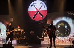 tributo al disco 'The Wall' de Pink Floyd-23 (RevistaCulturalSono) Tags: pinkfloyd teatrolibre fotosleginik classicstonetributeband