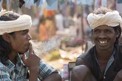 Taragaon market (wietsej) Tags: portrait india men rural market sony tribal smoking hills chhattisgarh maikal taragaon a77ii a77m2 minolta100mmf28dafmacro