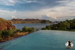 20160322-2ADU-009 Infinity pool mit Blick auf den Lake Argyle