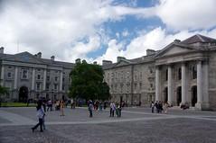Rpublique d'Irlande (PierreG_09) Tags: irlande rpubliquedirlande ireland dublin trinitycollege universit
