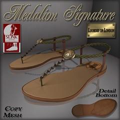 Loordes of London-Medalion Signature-#13 1 (loordesoflondon) Tags: sale secret 60l my 71516