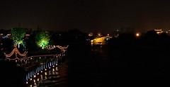 Kanal bei Nacht (loitz79) Tags: geo:lat=3128928400 geo:lon=12061553300 geotagged china chn jiangsu kanal nacht nantangzhuangcun suzhou wumenbrcke
