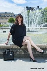 Legs / Jambes (french_lolita) Tags: black dress