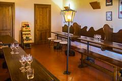 Greve in Chianti - Vicchiomaggio Wine Estate Tasting Room (Le Monde1) Tags: italy castle florence nikon wine vine tuscany tasting renaissance greve grapevine greveinchianti d610 castellovicchiomaggio lemonde1