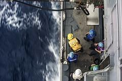 160706-N-XQ474-087 (U.S. Pacific Fleet) Tags: usnavy ras cruiser usschancellorsvillecg62