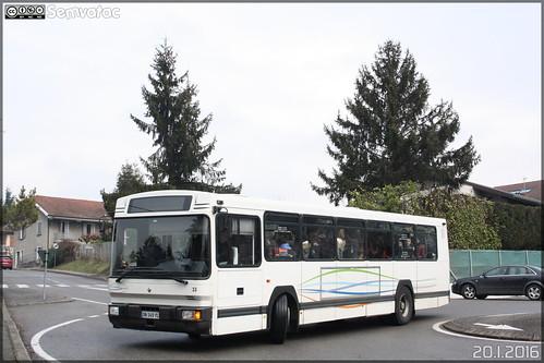 Renault PR 112 - Compagnie de Transport du Lac du Bourget (RATP Dev) / Ondéa n°33