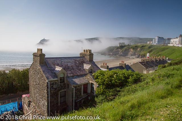 Manannan's Cloak, Port Erin, Isle of Man