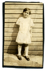Isabelle Wareham 1920s (ectopaper) Tags: 1920s ny early queens isabelle wareham