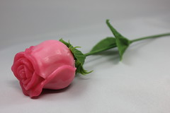 Small Rosebud on a Stem $2.50 (Clelian Heights) Tags: flowers rose rosebud soaps unscented decorativesoaps cleliansoaps
