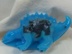 Dinosaur $3.00 (Clelian Heights) Tags: animals toys soaps unscented decorativesoaps cleliansoaps cleliancenter